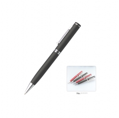 Advertising Metal Ballpoint Pen Custom Hotel Ballp...