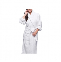 Luxury Thick Couples Cotton Towel Robe