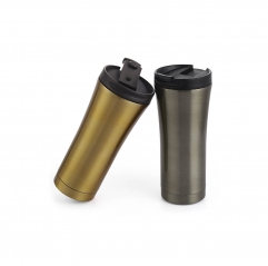 Double Walled Stainless Steel Coffee Thermos Insul...