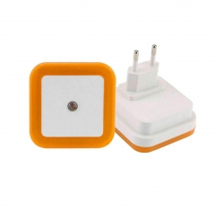 US EU Plug in Night Light with Auto Sensor Control...