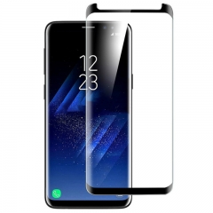 Samsung 3D Curved Full Screen / Small Size Screen Tempered Film丨Hightly Responselve丨High Transparent丨Thickness0.33mm丨Excellent Quality丨 Easy to Install