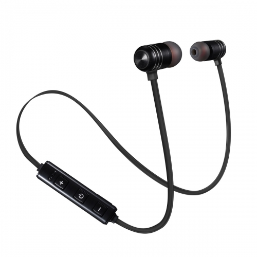 Gear Wireless Bluetooth 4.2 Headset Earphone丨Hall Magnetic Headphones 丨 In Ear | Universal for iPhone, Samsung, Moto, Huawei, Xiaomi and other phones