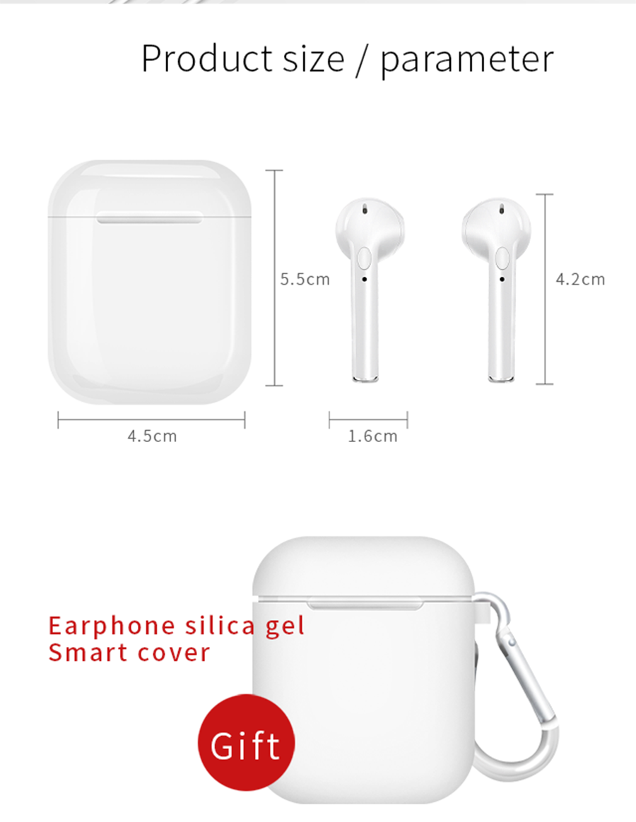 New Product Custom Headset I9s Tws Wireless Earbuds For Iphone 丨