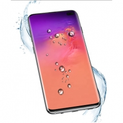 Samsung Curved Full Glue Tempered Glass Screen Protector for Galaxy S10