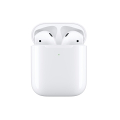 Original Airpods 2nd Generation with Battery Case 丨Wireless charging 丨Sensitive ...