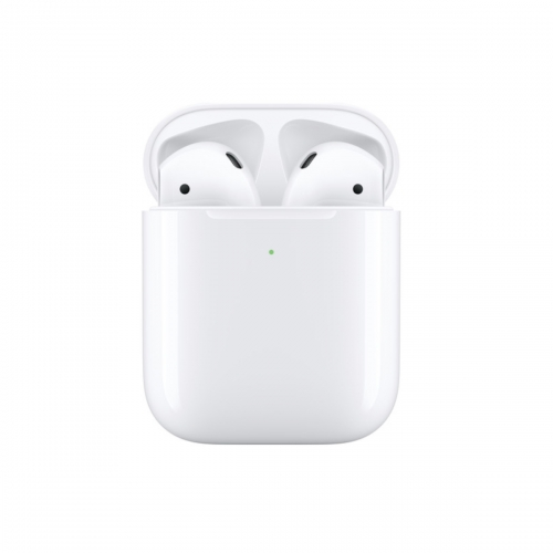Original Airpods 2nd Generation with Battery Case 丨Wireless charging 丨Sensitive Touch