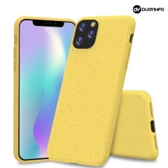 Wheat Straw Eco-friendly Liquid Tpu Phone Case