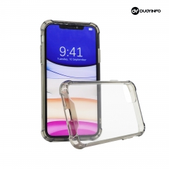 1.5mm Thickness Acrylic TPU Anti-shock Phone Case丨Outside Antishock Corner
