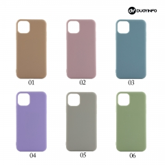 2.5mm Thickness TPU anti-dirty Phone Case丨with lanyardlanyard丨Anti-Dirty and Anti-Oxidation