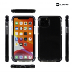 Gresh Series Premium Transparent Phone Case丨Pass SGS Drop Test丨 With TPE bumer i...