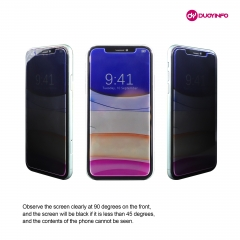 Privacy Anti-spy Tempered Glass Screen Protector Film 丨9H Hardness 丨Anti-Scratch 丨Anti-Peep Shield