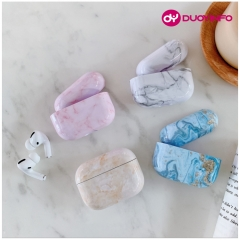 Custom PC Marble Protective Case Cover for AirPods Pro | China Exporter