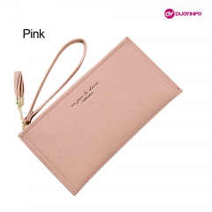 Fashionable PU Leather Phone Bags Multiple Colors Comfortable Texture for 5.5 in...