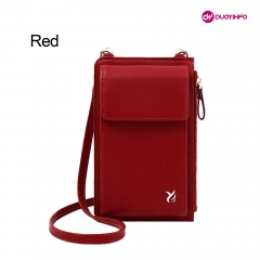 Leisure Multifunctional Mobile Phone Pouch丨Fashion Shoulder Crossbody Bag丨Women's Wallet