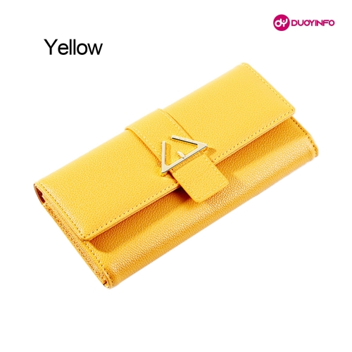 Stylish Multi-Card Large-Capacity Mobile Phone Bag 丨 Long Ladies Wallet