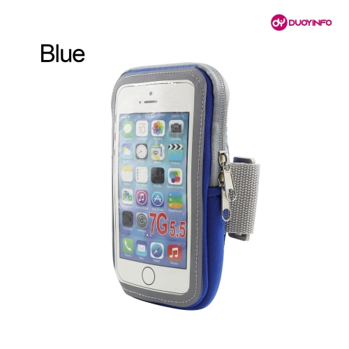 Outdoor Sport Running Armband Waterproof Arm Bag for Mobile Phone