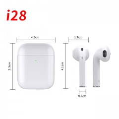 i28 Bluetooth Headphone with Pop-up Wireless With Charging