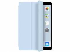 Silicone Smart Case  for iPad 6th Generation, iPad Case with Pencil Holder