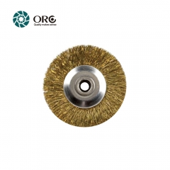 Unmounted Disc-Brass Wire