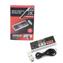 Hot Selling Private Model 2.4G Wireless Controller For NES Mini Controller