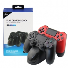 Dual charging dock for PS4 wireless controller
