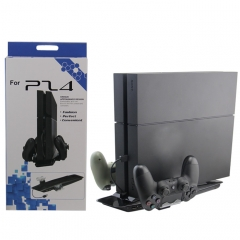 PS4 Console charging stand with cooling fan