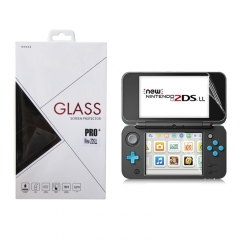 NEW 2DSLL Glass Screen Protector