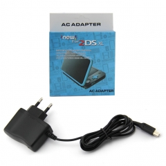 NEW 2DSXL AC ADAPTER EU Plug