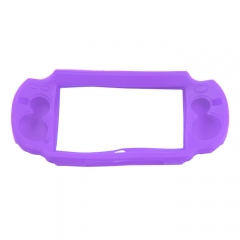 Silicon Case for Playstation PS Vita Console - Purple