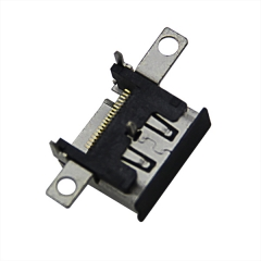Original Pulled Replacement 1080P HD HDMI Connetor Port for WII U Console