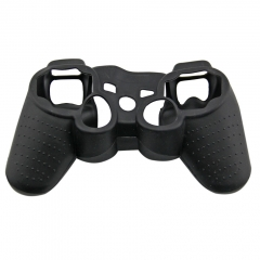 For PS3 Controller Silicon case Black