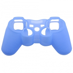 For PS3 Controller Silicon case light blue