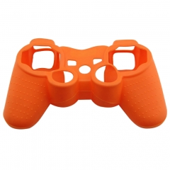 For PS3 Controller Silicon case Orange