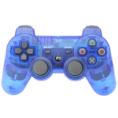 PS3 Wireless Joypad Crystal Blue pp bag