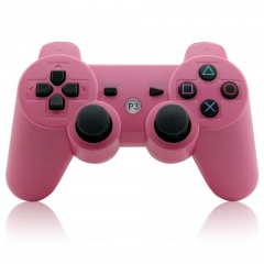 Wireless Controller for PS3(Pink) pp bag
