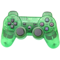 PS3 Wireless Joypad Crystal Green pp bag