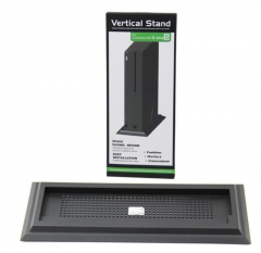Vertical Host Stand Cooling Base Holder For Xbox One Slim S Game Console