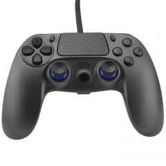 PS4 Wired Controller Black Color