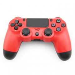 PS4 Slim wireless controller Red Color
