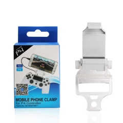 Mobile Phone Clip Clamp Mount Holder Stand Game Handle Bracket For PS4 Slim / Pro Controller