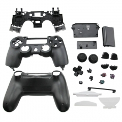 PS4 joypad full shell Black
