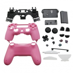 PS4 joypad full shell Pink