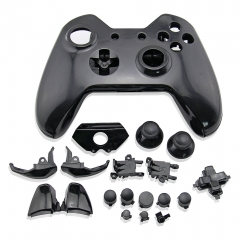 Replacement Controller Case Shell for Xbox One- Black