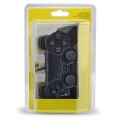 PS2 wired joypad with IC  neutral  blister Packing