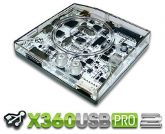 Xecuter X360USB Pro v2 Flashing Tool for New XBOX360 Slim DVD Drive