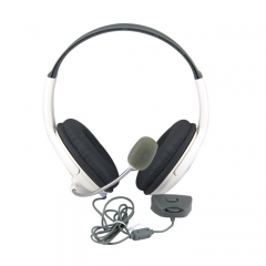 Earphone Headphone Headset Mic For Xbox 360