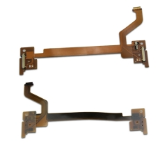 Speaker Ribbon Flex Cable With Switch and Speaker for NEW 3DS