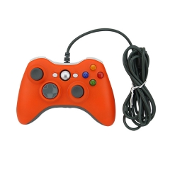 Wired Game Controller Gamepad Joypad for Xbox 360 PP Packing
