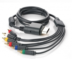 XBOX 360 component cable PP bag