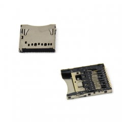 Original SD Card Socket Connector for 2DS